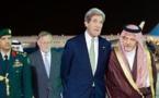 الفيصل: ناقشنا مع كيري اليمن وسورية وليبيا والنووي الإيراني
