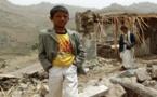 """انفجار مخزن ذخيرة هز صنعاء والاعلان عن خطة """"مارشال""""  لليمن"""