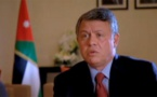 عاهل الأردن : النظام السوري  يقصف الجميع الا داعش