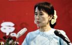 """"""" سيدة """" ميانمار لا تزال تلتزم الصمت حيال أوضاع الروهينجيا"""