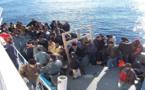 إنقاذ خمسة آلاف مهاجر في البحر المتوسط خلال الأيام الثلاثة الماضية