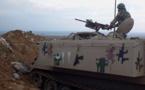 حرس الحدود الاردني دمر اربع سيارات، اثنتان منها قادمتان من سوريا وضبط كمية كبيرة من المخدرات