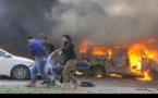خمسة تفجيرات انتحارية في مواقع لقوات النظام والاكراد في مدينة الحسكة