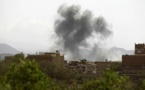 التحالف العربي يقصف مواقع عسكرية للحوثيين رغم إعلان بدء الهدنة