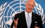 دي ميستورا يبحث في القاهرة والدوحة تطورات الاوضاع في سورية