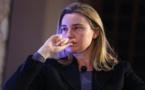 موغيريني: لا سلام سهل بالمنطقة العربية لكنه سيأتي في النهاية