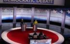 التوتر ساد المناظرة بين المرشحين هيلاري كلينتون وبيرني ساندرز