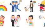 هيومان رايتس ووتش تحث إندونيسيا على تقبل الرموز التعبيرية المثلية