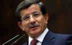 داود اوغلو : الدستور التركي الجديد سيبقي النظام العلماني