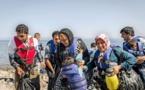 اليونان بين مطرقة اللاجئين و سندان الأزمة المالية