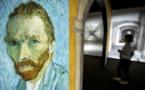 """فان غوخ الفنان العالمي """"قطع أذنه بالكامل"""" وليس جزءا منها"""