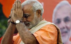 مودي الهندي شخصية العام في التصويت الإلكتروني لمجلة التايم