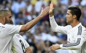 ريال مدريد يستعيد صدارة الدوري الأسباني من برشلونة