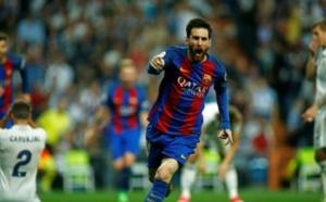 ميسي يقود برشلونة إلى فوز ثمين على غريمه ريال مدريد