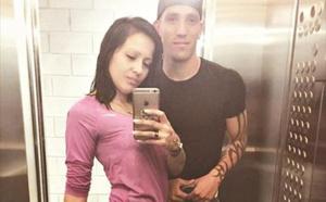 صديقة لاعب أرجنتيني تلجأ للشرطة لحمايتها من اعتدائه المتكرر