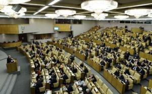 وسائل إعلام روسية تقاطع البرلمان بعد تبرئة نائب من تهم تحرش