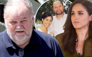 والد ميغان:أشعر بالندم لاني لم اتواجد مع ابنتي في حفل زواجها