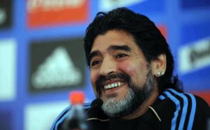 مارادونا يأمل في الفوز على كرواتيا للاستمرار في المونديال