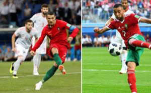 المغرب يودع المونديال من الدور الأول إثر الهزيمة أمام البرتغال