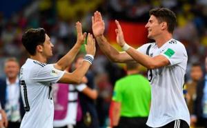 كروس يلدغ السويد بهدف قاتل وينعش حظوظ ألمانيا بكأس العالم