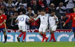 المنتخب الإنجليزي يقهر  الإسباني في عقر داره بثلاثية بدوري الأمم