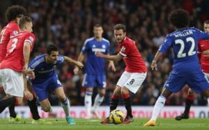 تشيلسي ينجو من الهزيمة على ملعبه أمام مانشستر يونايتد في الدوري الإنجليزي