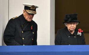 ضبط زوج ملكة بريطانيا بلا حزام الأمان بعد حادث تصادم