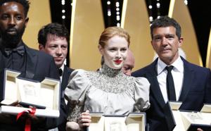 جوائز مهرجان كان : بانديراس افضل ممثل وبيشام افضل ممثلة