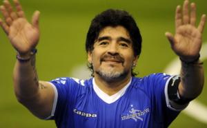 مارادونا يرحل عن تدريب خيمناسيا بعد شهرين فقط من العمل