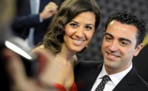 تشافي وزوجته يتبرعان بمليون يورو لمستشفى في برشلونة