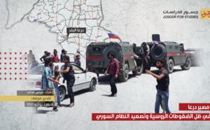 مصير درعا في ظل الضغوطات الروسية وتصعيد النظام السوري