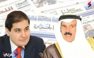 وزير سعودي يثير الغضب بعد تطاوله على صحفي يكبره بـ35 عاما
