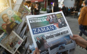 اغلاق وكالات انباء وقنوات تليفزيونية وصحف ومجلات في تركيا